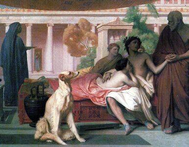 Hetery, czyli starożytne kurtyzany. Kim były luksusowe greckie kobiety...