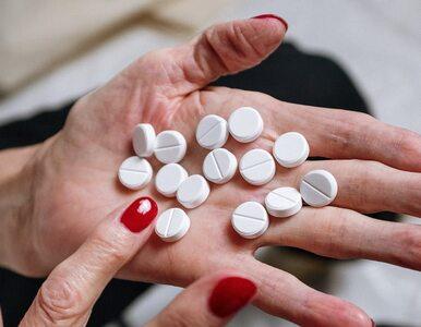 Małe dawki kwasu acetylosalicylowego mogą chronić przed ciężkim...