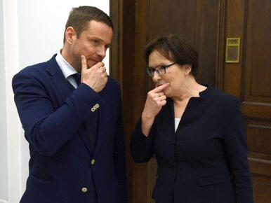 Kopacz: Ciekawi mnie, co wie Macierewicz. On uprawiał politykę na...