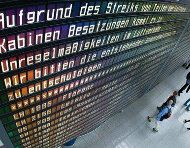 Lufthansa znów będzie uziemiona? Pracownicy grożą całodobowym strajkiem