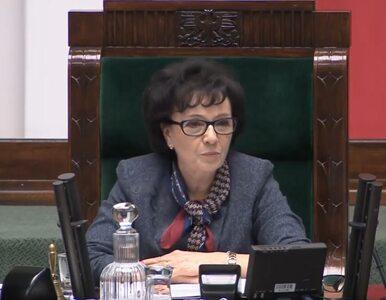 Awantura w Sejmie. PiS przegrało głosowanie, więc marszałek zwołała...