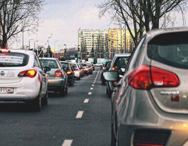 70 proc. Polaków przyznaje, że w ich miastach jest zbyt wiele aut