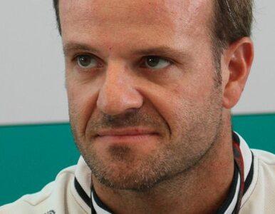 Formuła 1: Barrichello wystartuje w Indycar. Znalazł sponsora