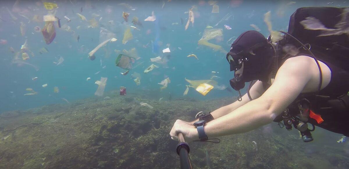 Nusa Penida, Ocean Indyjski