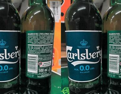 GIS wycofuje piwo bezalkoholowe, w którym... jest alkohol