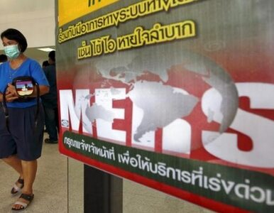 Tajlandia potwierdza. Kolejny przypadek zarażenia śmiertelnym wirusem MERS