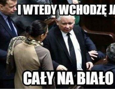 To był gorący tydzień w polskiej polityce. Zobacz najlepsze MEMY