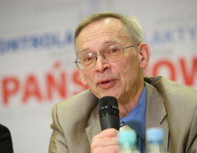 Prof. Włodzimierz Gut: Wzrost zakażeń i zgonów był do przewidzenia