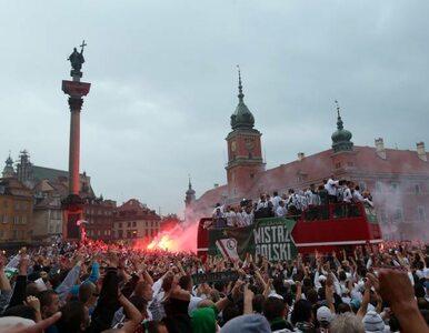94 zatrzymanych po fecie Legii Warszawa