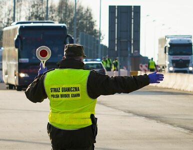 Komendant Straży Granicznej cofnął zakaz wjazdu cudzoziemca do Polski po...