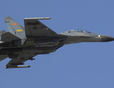 Chiny zbroją się na spornym terytorium. Baza dla lotnictwa wojskowego na...