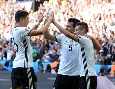 NA ŻYWO: Niemcy - Włochy