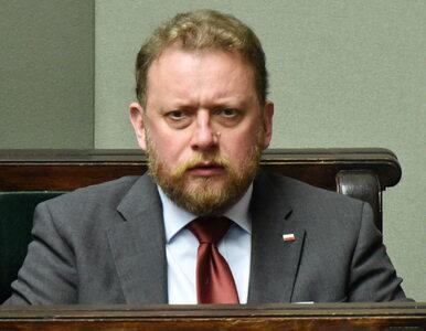 """""""Gazeta Wyborcza"""": Po wakacjach Szumowski ma odejść z rządu. Zastąpi go..."""