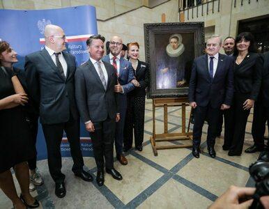 Oddali cenny obraz Muzeum Narodowemu. Teraz wrócili do Warszawy, aby się...