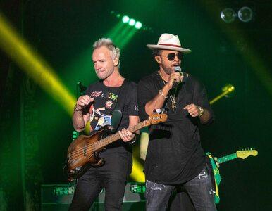 Sting i Shaggy na wspólnym koncercie w Polsce