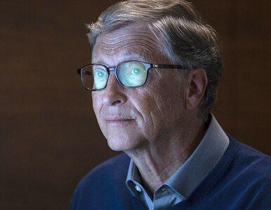 Bill Gates rezygnuje z zarządzania Microsoftem. Cel jest szczytny