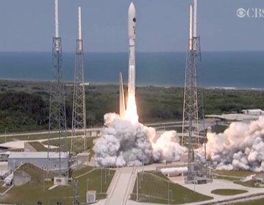 Supertajny satelita szpiegowski USA poleciał na orbitę