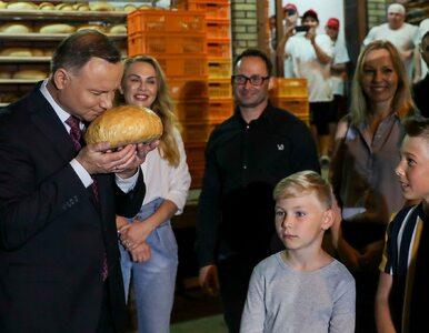 """Andrzej Duda pojechał w nocy do piekarni. """"Po wygranej debacie nie..."""