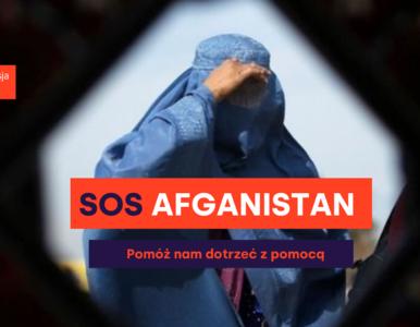 Jak pomóc Afgańczykom? Wyjątkowa akcja Polskiej Misji Medycznej