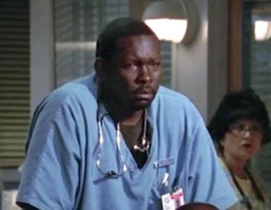 """Nie żyje Dearon Thompson. Aktor z """"Ostrego dyżuru"""" miał 55 lat"""