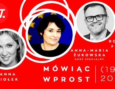 """""""Mówiąc Wprost"""". Żukowska o koalicji Lewicy z PiS: """"Na każdym..."""