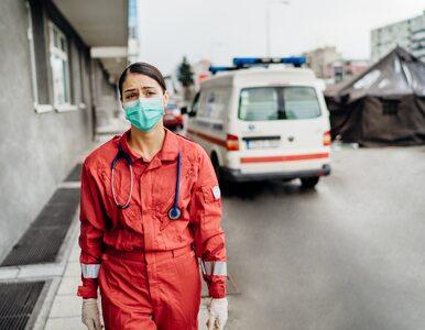 Ratownicy medyczni proszą o wsparcie w protestach kobiet