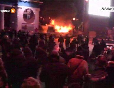 Walki na ulicach Kijowa. Kliczko grozi Janukowyczowi losem Kaddafiego