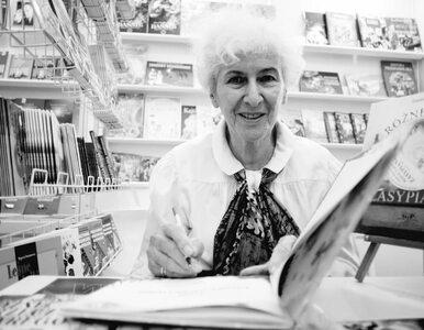 Zmarła pisarka Joanna Kulmowa. Miała 90 lat