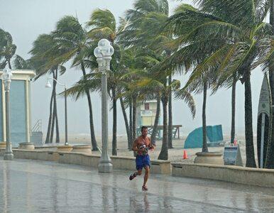 """Dorian znajdzie się """"niebezpiecznie blisko"""" Florydy. Przygotowania do..."""
