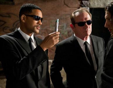 """Will Smith ma dość """"Facetów w czerni"""""""