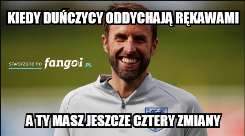 Mem po meczu Anglia – Dania