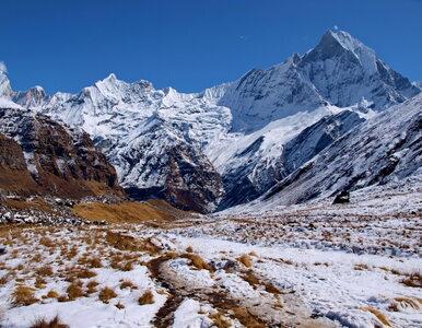 Tragiczna śmierć Polki w Himalajach. Kilka dni wcześniej miała odłączyć...