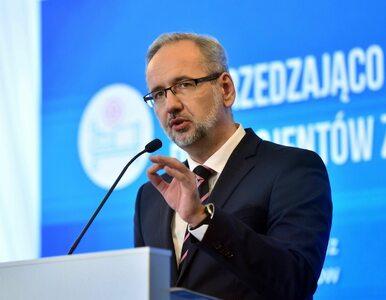Wzrost zakażeń koronawirusem w Polsce. Minister zwołał sztab kryzysowy