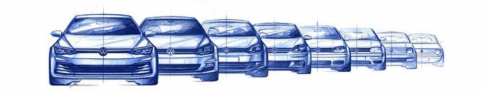 Volkswagen Golf 8. generacji
