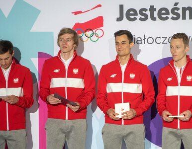 Trener ogłosił skład reprezentacji skoczków na igrzyska olimpijskie