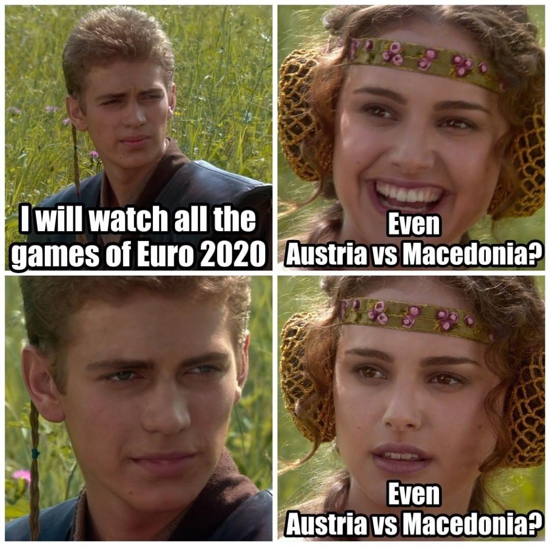 Zamierzam obejrzeć wszystkie mecze Euro 2020
