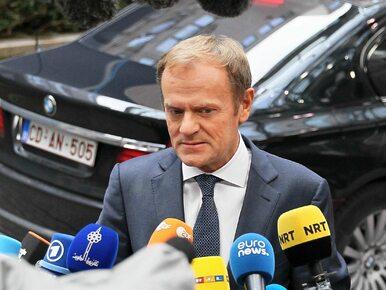 """""""Żona Tuska namawia go do rezygnacji ze stanowiska?"""" Wipler przypomina..."""