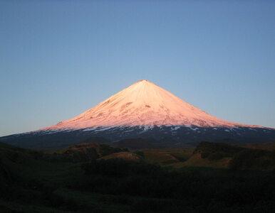 Wybuchł wulkan na Kamczatce. Zagrożenie dla ruchu lotniczego