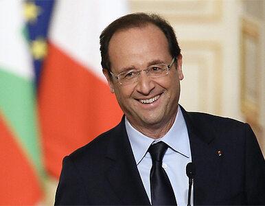 Prezydent Francji bez ochrony. Obstawa zapomniała zabrać broni