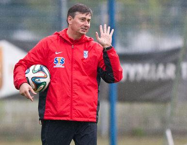 Skorża: Piłkarze Lecha mają mówić po polsku