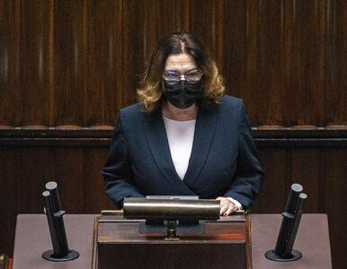 Kidawa-Błońska trzykrotnie powtórzyła: Chcę, żeby Donald Tusk wrócił