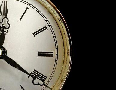 Odwrócony zegar. Minister: Kto powiedział, że zegar może chodzić tylko w...