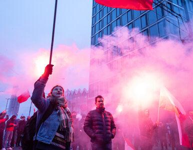 """Narodowcy o """"prowokacjach Antify i policji"""" na Marszu Niepodległości...."""
