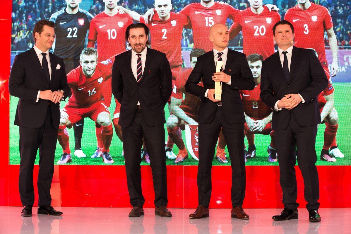 Michał M. Lisiecki, Tomasz Iwan, Michał Pazdan, Jacek Pochłopień