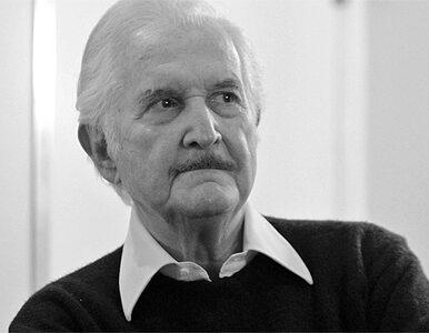 Nie doczekał Nobla. Carlos Fuentes nie żyje