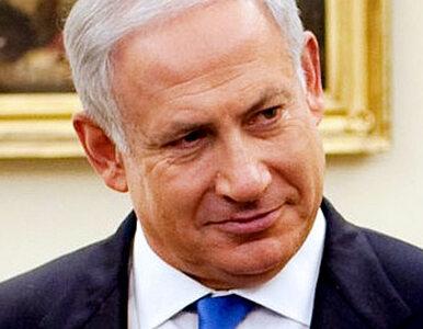 """Netanjahu zajmie się Biblią. """"Księga nad Księgami jest mandatem dla..."""