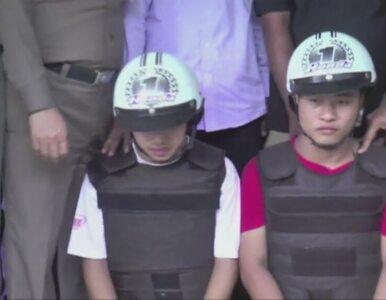 Zabójcy brytyjskich turystów w Tajlandii złapani