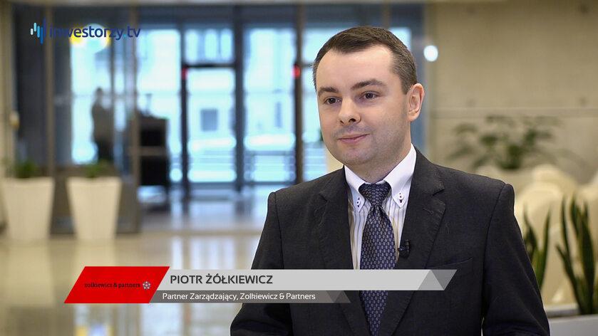 Piotr Żółkiewicz, Partner Zarządzający Zolkiewicz & Partners