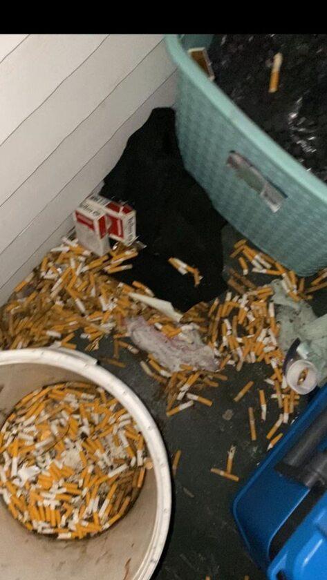 Kiedy nie masz na czynsz, ale na papierosy jeszcze zostało