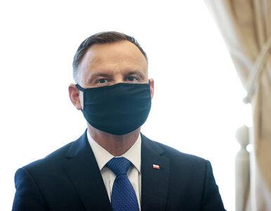 """Andrzej Duda napisał list do prezydenta Niemiec. """"Zapewniam o naszej..."""